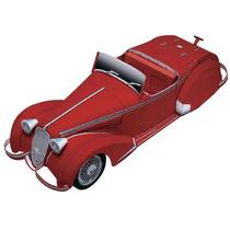 Papel Modelismo 3d - Veículos Antigos - Alfa Romeo Corto