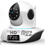 Camara Ip Wifi 720p Hd P2p Android Iphone Dvr Vigilancia