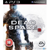 Dead Spacer 3 Ps3 Digital (entrega Inmediata)