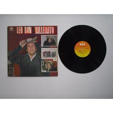 Lp Vinilo Leo Dan Vallenato 1980