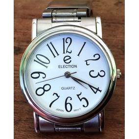 7202d4296ede Reloj De Pulsera Election Quartz Joyas Y Relojes - Antigüedades en ...