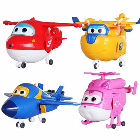 Super Wings Transformável Discovery Kids - Yw10200