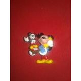 Mickey Mouse Hablando Por Teléfono De Goma Marca Applause