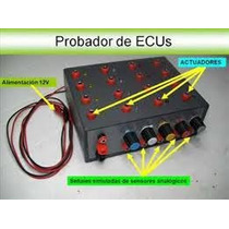Plano Simulador De Ecu Chrysler Y Ford