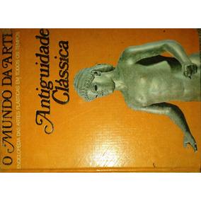 O Mundo Da Arte (3 Vol.) Enciclopédia Das Artes Plásticas Em