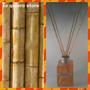 Difusor Ambiental Varillas De Bambú Fragancia Bamboo 125 Ml