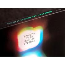 Spinetta Y Las Bandas Eternas Boxset 3 Cd + Librito C/fotos