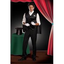 Dreamgirl Black Magic Man Costume Disfraces Caballero