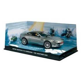 Mini Aston Martin V12 Vanquish - Ed.02 - Lote 20 Unidades