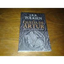 A Queda De Artur - J.r.r. Tolkien Livro Novo