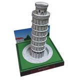 Maquete De Papel 3d - Torre De Pisa Para Montar - Itália