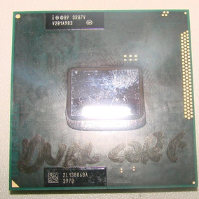 Processador Intel Dual Core B960 2m Cache, 2.20 Ghz Notebook