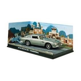 Mini Aston Martin Db5 - 007 - Ed.11 - Promoção