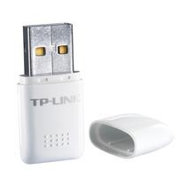 Tp-link Mini Adaptador Usb Inalámbrico N 150mbps Tl-wn723n