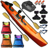 Kayak Rocker Warrior 3 Pers. C9 Local C/ Pileta Envio Gratis