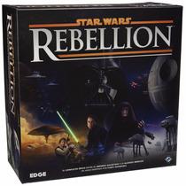 Star Wars Rebellion Juego De Mesa (español) Odysseygamestore