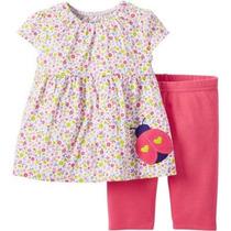 Conjunto Blusa Pantalon Carters 3-6 Y 6-9 Meses Envio Gratis
