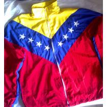 Chaqueta Tricolor De Venezuela