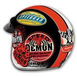 Casco Vega Tipo Cafe Racer, Custom, Bobber, Chopper, Harley