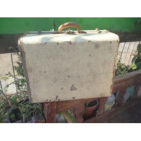 Antigua Maleta Porta Instrumentos (madera )