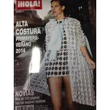 Revista Hola Moda Espanha Alta Costura Primavera Verão 2014