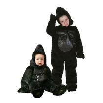 Disfraz Bebe Niño Niña Gorila Primavera Chango