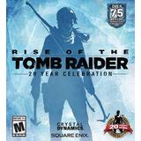 Rise Of The Tomb Raider 20 Year Steam Pc - Entrega Inmediata