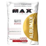 Albumax 100% - 500g - Max Titanium - Chocolate