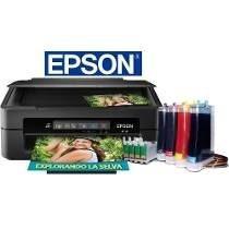 Instalacion Mantenimiento Sistemas Impresoras Epson Injector