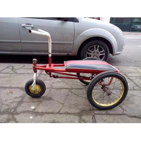 Espectacular Remociclo Antiguo. Monterrey. No Triciclo #186