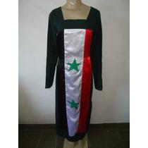 Vestido Folclórico Síria - Dança Do Ventre