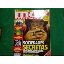 Revista Muy Interesante Las Sociedades Secretas