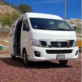 Renta Camionetas De 4 A 20 Pasajeros Con Chofer En Toluca