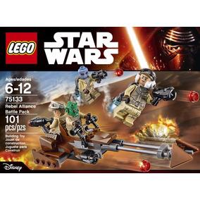Lego Star Wars 75133 Rebels Battle Pack Original Educando