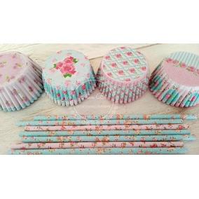 Pirotines N° 10 Cupcakes Muffins X 100 Nuevos! Miralos!