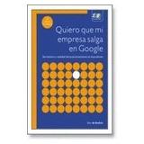 Quiero Que Mi Empresa Salga En Google. 3¦ Edicion Actualiza