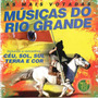 Cd As Mais Votadas Músicas Do Rio Grande