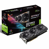 Placa De Vídeo Asus Strix Geforce Gtx 1080 8gb Envio
