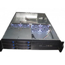 Gabinete Tgc Server 2u (6x Hd 3,5 Hot Swap) - Tgc-2306a-atx
