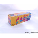15 Rollos Film Foto Películas 110 Mm Kodak Gold Ultra Nuevos