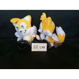 Peluche Miles Tails Prower Sonic