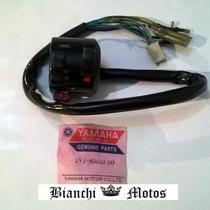 Llave Manillar Luces Yamaha Rx 125 Japón - Bianchi Motos