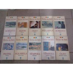 Coleção Escola De Arte - Vhs Editora Globo