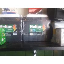 Bateria Original Heliar Honda Civic, Crv, 50jd 18 Meses