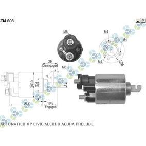 Automatico Motor De Partida Civic Accord Acura Prelude+frete