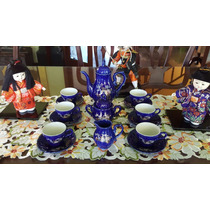 Juego De Té De Porcelana Japones Nuevo Envio Incluido