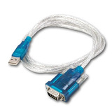 10 Piezas Cable Convertidor Puerto Usb Serial Db9 Rs232 P Pc