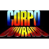 Novela Corpo Dourado Compacto Extenso Em Dvd - Frete Grátis