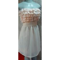 Vestido Fiesta Elegante. Marca Naf Naf