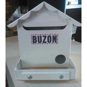 Buzon Metalico Antejardin